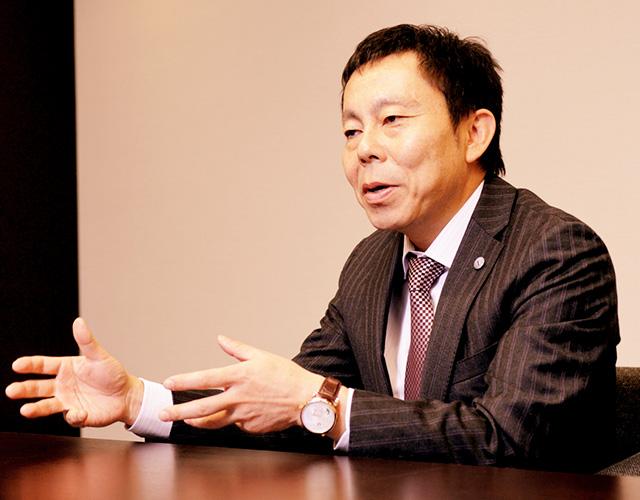 株式会社ボルテックス 代表取締役社長 兼 CEO 宮沢 文彦