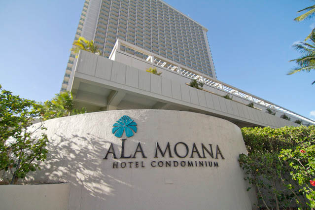 アラモアナ・ホテルコンドphoto