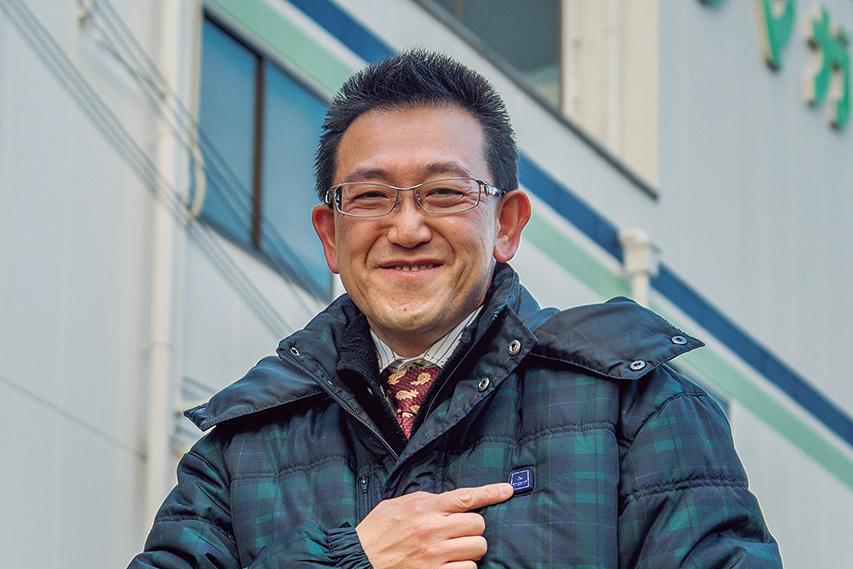 クマガイ電工 株式会社 熊谷 康正 様